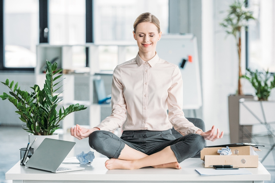 Renewed Spirit • Gassho Meditation Technique: Meditation ...